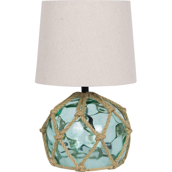 Batela Giftware-Lamp-Small Glass Buoy Bedside Lamp