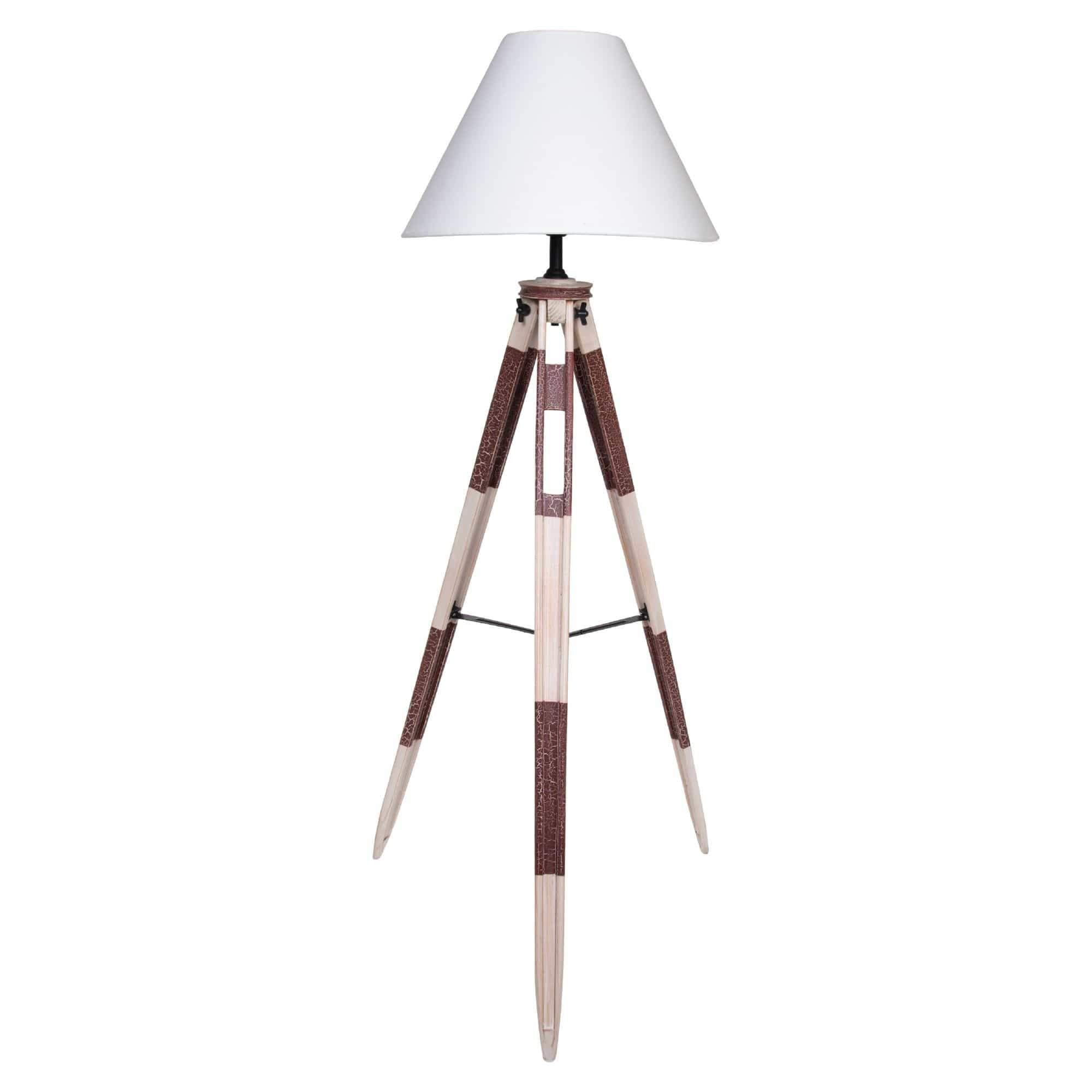 Batela Giftware-Lamp-Tripod Lamp - Tall