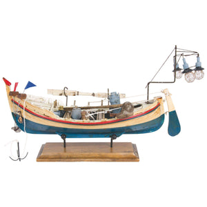 Batela Giftware-Mediterranean Boats-Bot De Llums Small - Model Boat