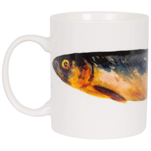 Batela Giftware-Mugs-Sardine Mug (Set of 4)