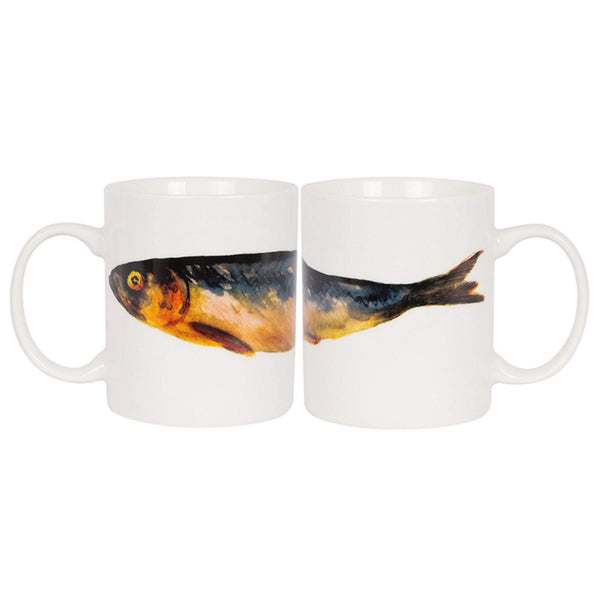 Batela Giftware Mugs Default Sardine Mug (Set of Four)