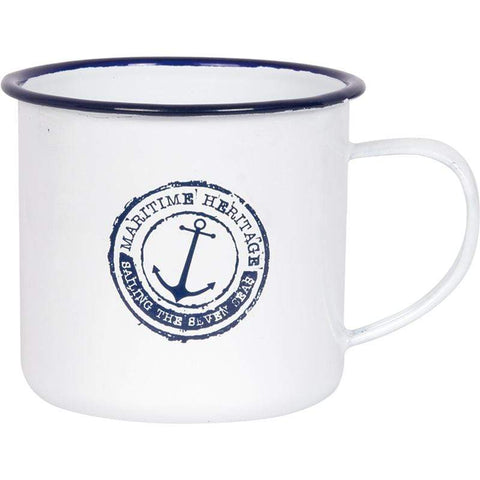 Batela Giftware Mugs Default Seven Seas Mug (Set of Six)