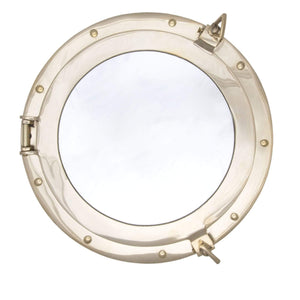 Batela Giftware-Nautical Office Decoration-Porthole Mirror, Large