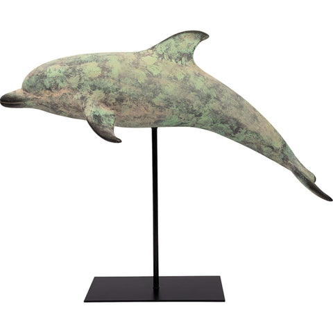 Batela Giftware-Marine Mammals-Dolphin Ornament with Stand Ornament