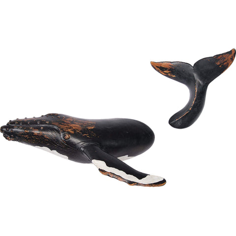 Batela Giftware Ornaments Default Humpback Whale Wall Mount Ornament