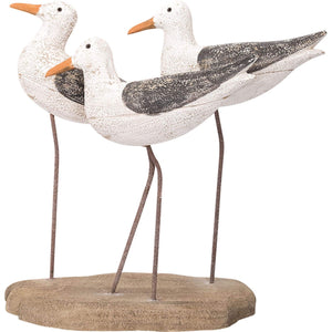 Batela Giftware-Birds-Three Birds Ornament