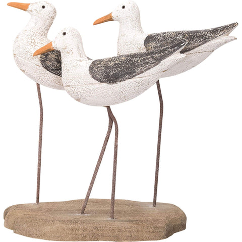 Batela Giftware Ornaments Default Three Birds Ornament
