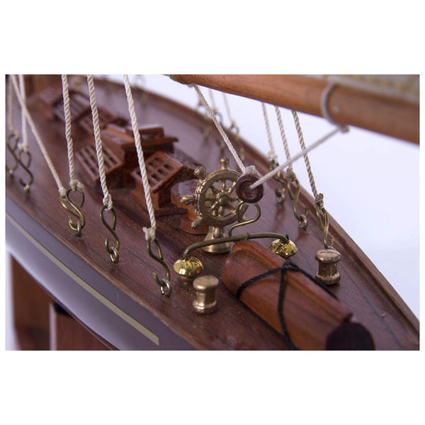 Batela Giftware-Sail Boats-Colombia Lux - Model Boat (4 Sizes)