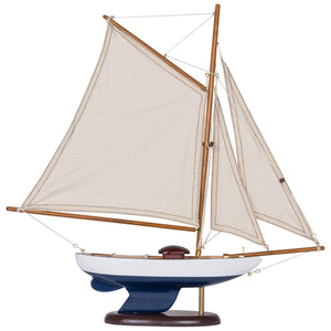 Batela Giftware Sail Boats Default Model Sailing Boat with Stand