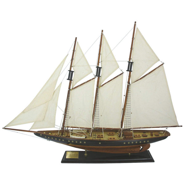 Batela Giftware Sail Boats Default Triple Mast Sailing Ship