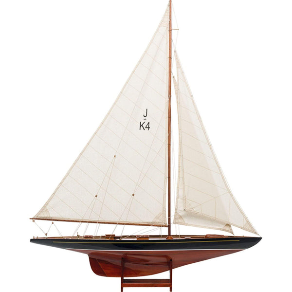 Batela Giftware-Sail Boats-Endeavour Lux - Model Boat (3 Sizes)