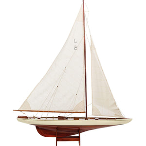 Batela Giftware Sail Boats Rainbow Lux - Model Boat