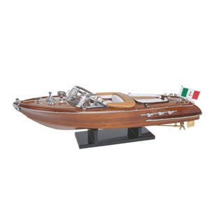 Batela Giftware Speedboats L:40cm Speedboat V - Model Boat