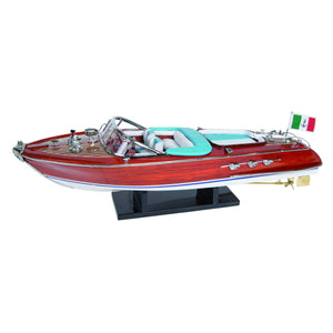 Batela Giftware Speedboats L:40cm Speedboat X - Model Boat