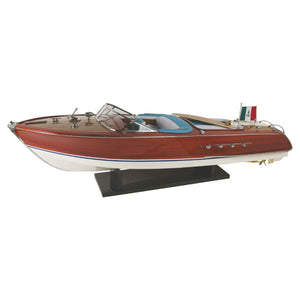 Batela Giftware Speedboats L:67cm Speedboat VII - Model Boat