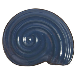 Batela Giftware Tableware Shell Dishes - Pair of Ceramic Dishes