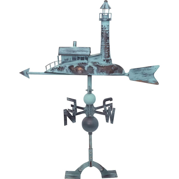 Batela Giftware Weather Vane Default Lighthouse Weather Vane