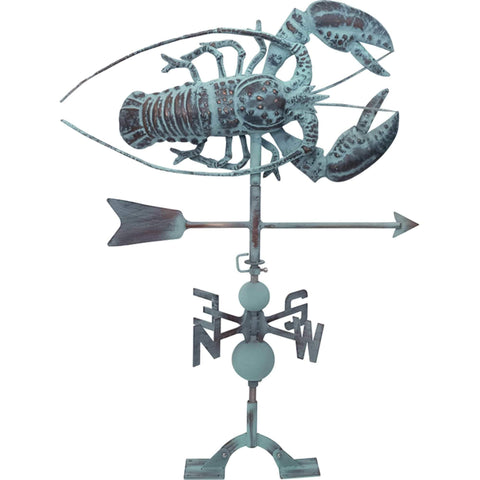 Batela Giftware-Weather Vane-Lobster Weather Vane