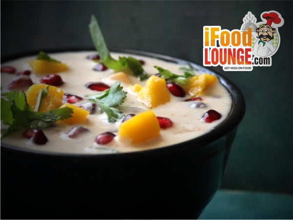 Fruit Raita