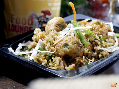 Manchurian Fried Rice