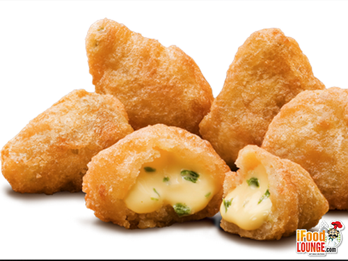 Cheese Corn Nuggets
