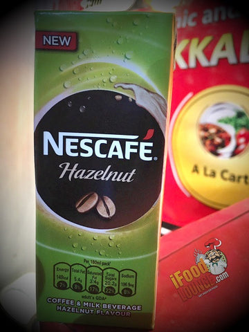 Nescafe Cold Coffee (Hazelnut)