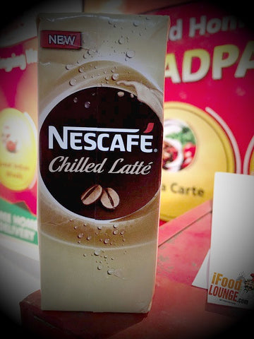 Nescafe Cold Coffee (Latte)