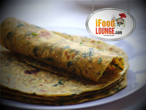 Methi Parantha (1 pc)