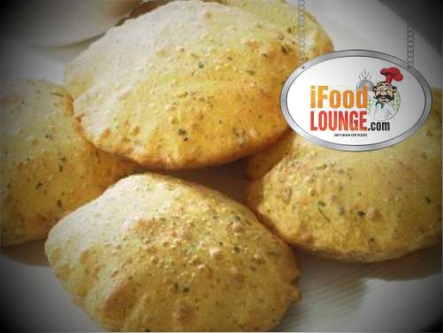 Methi Poori Tokri (4 Pcs)