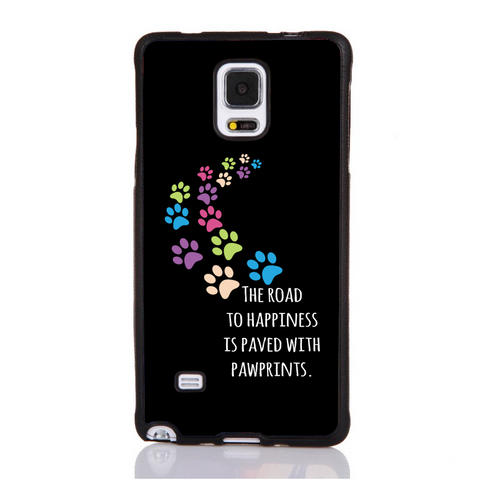 57e87aaf6e1 The Road To Happiness Phone Case For Samsung   iPhone – The Pet Rescue Shop