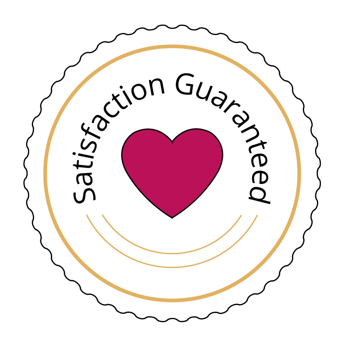 Your satisfaction is guaranteed - sustainable fashion