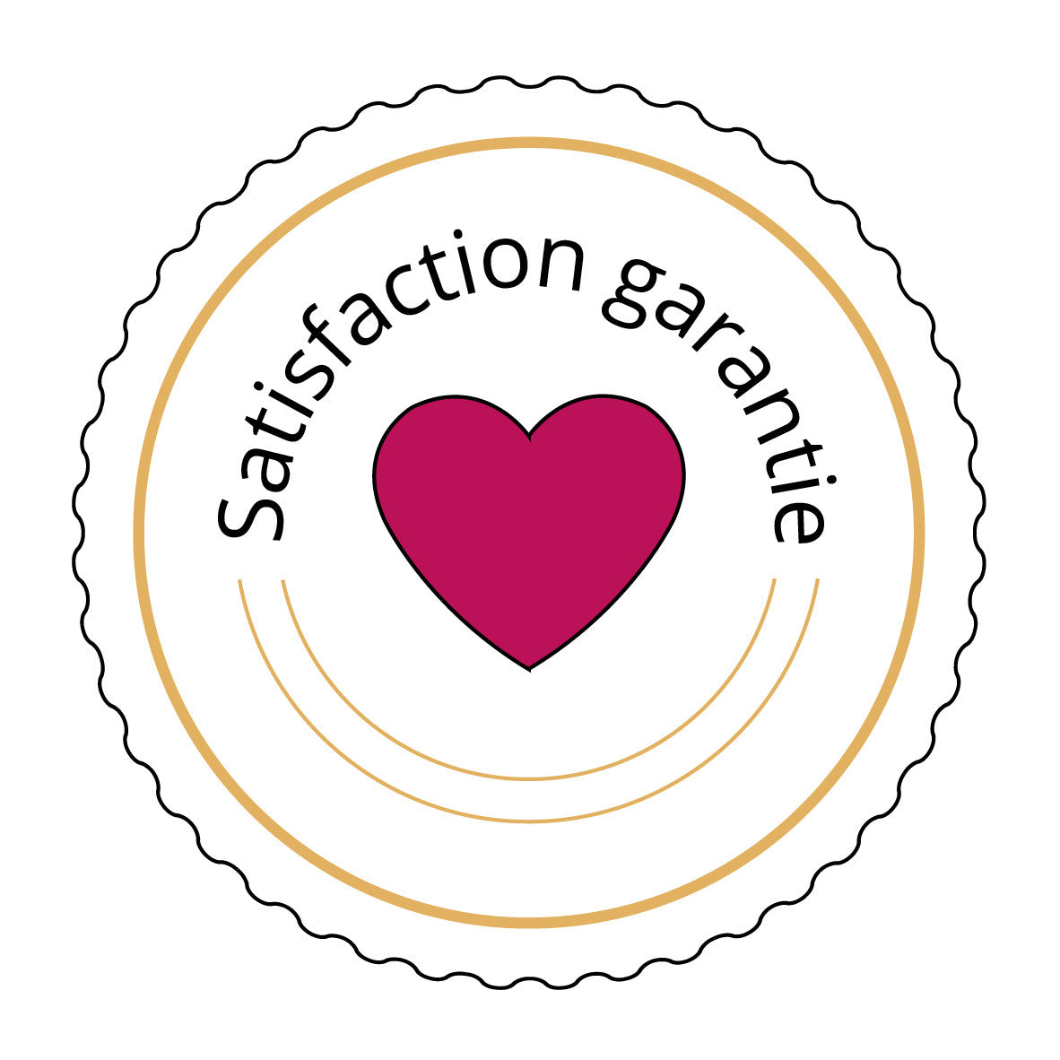 Votre satisfaction est garantie - mode durable