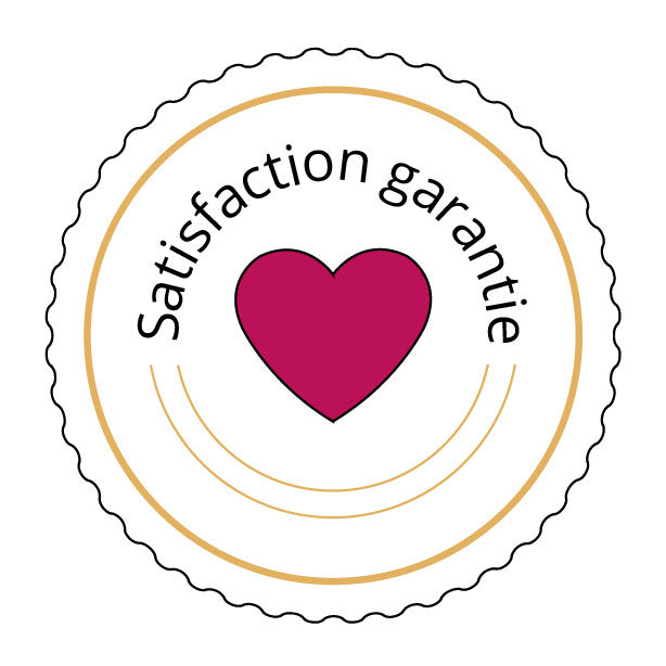 Satisfaction garantie - mode durable