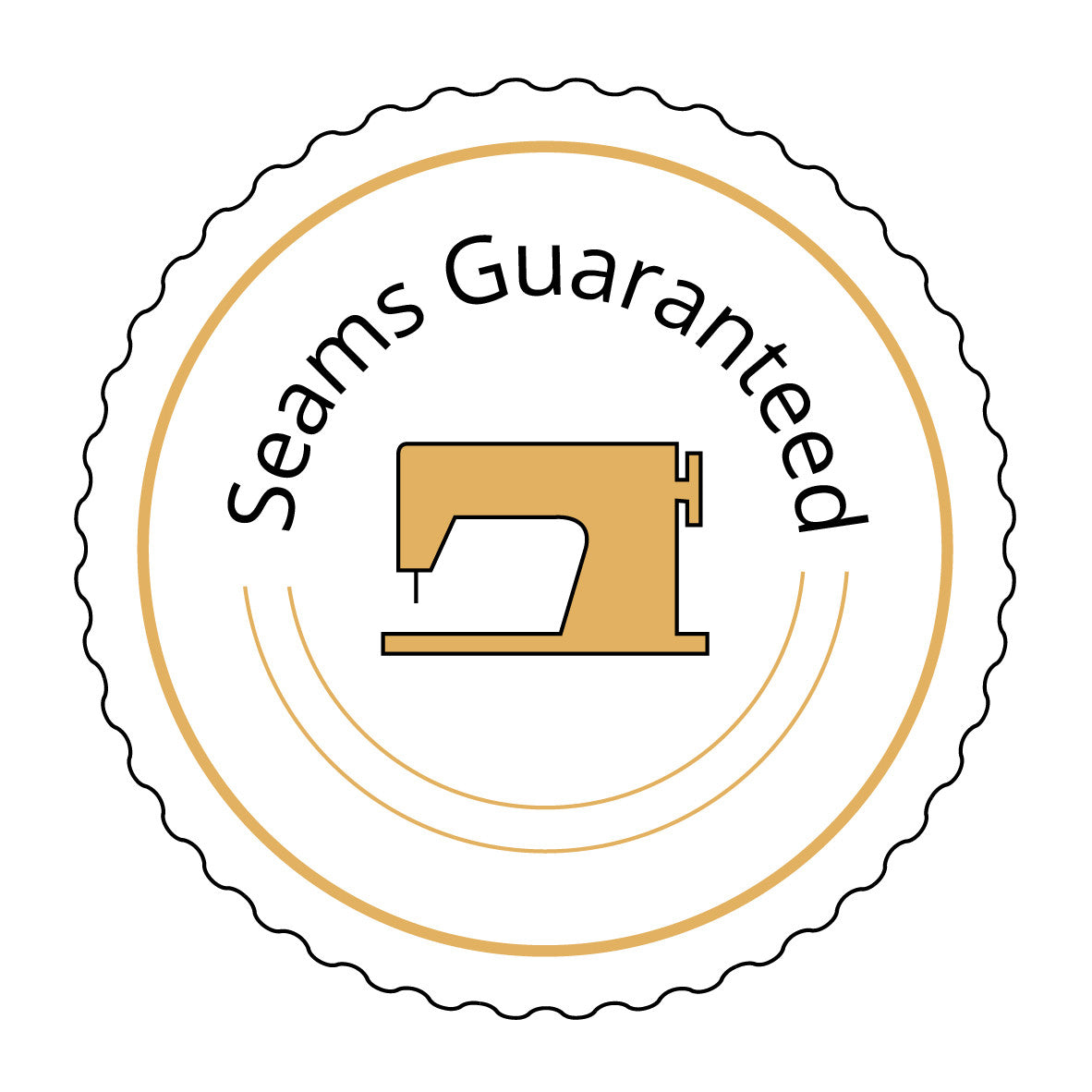 Lifetime Seam Guarantee