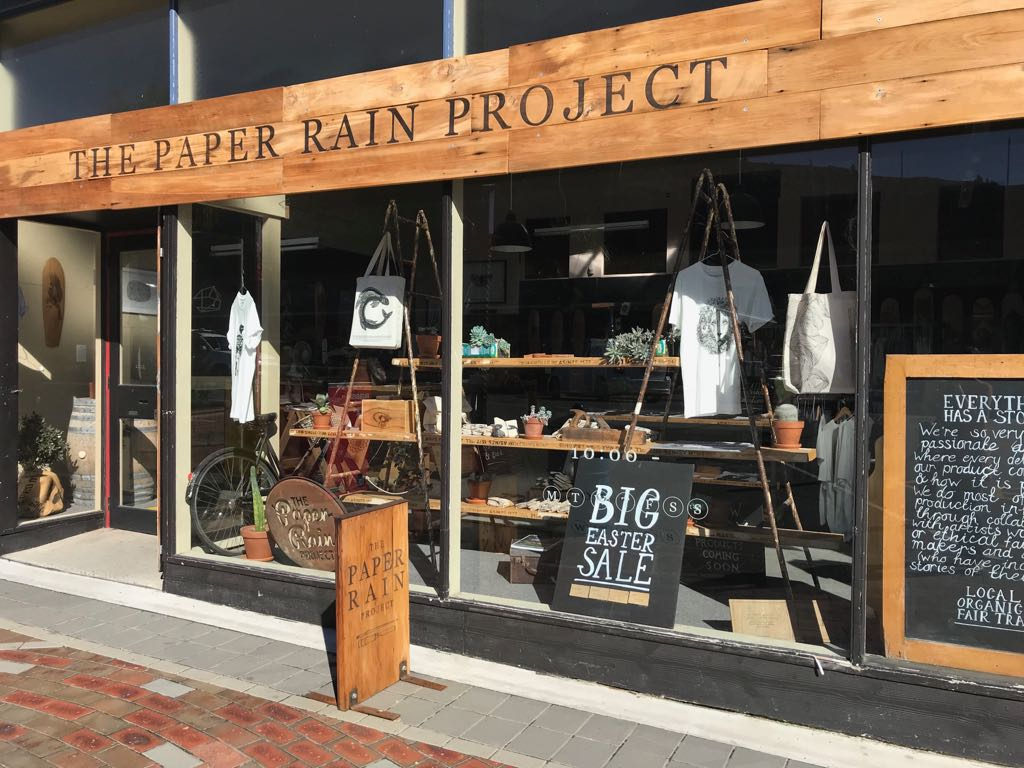 Picton, The Paper Rain Project