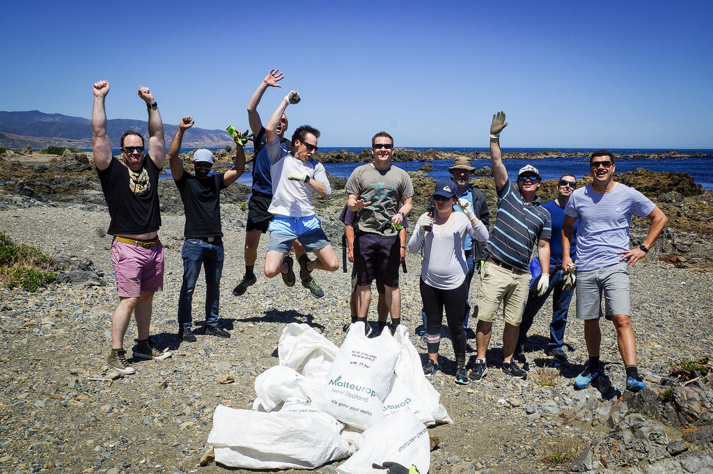 Sustainable Coastlines Volunteers