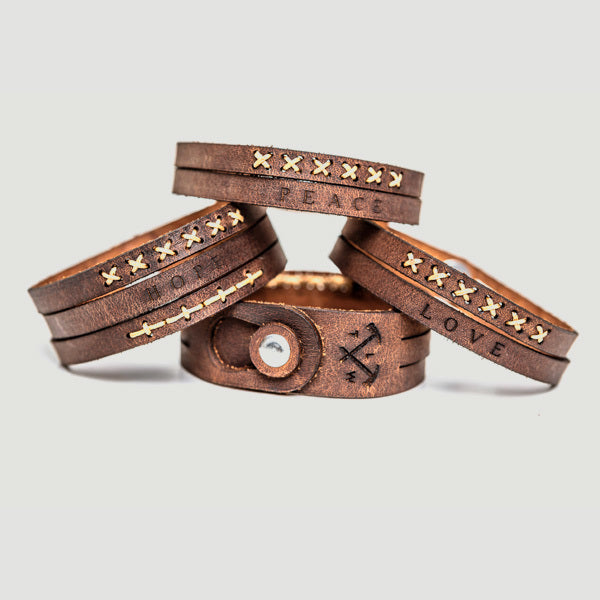 The Loyal Workshop Advocate Bracelets
