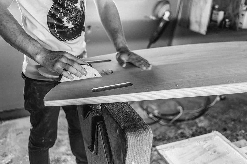 Surfboard Shaper Sustainable Coastlines Organic Dynamic The Paper Rain Project