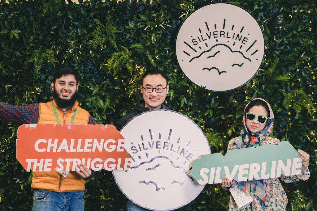 Silverline Otago Mental Health Paper Rain Project