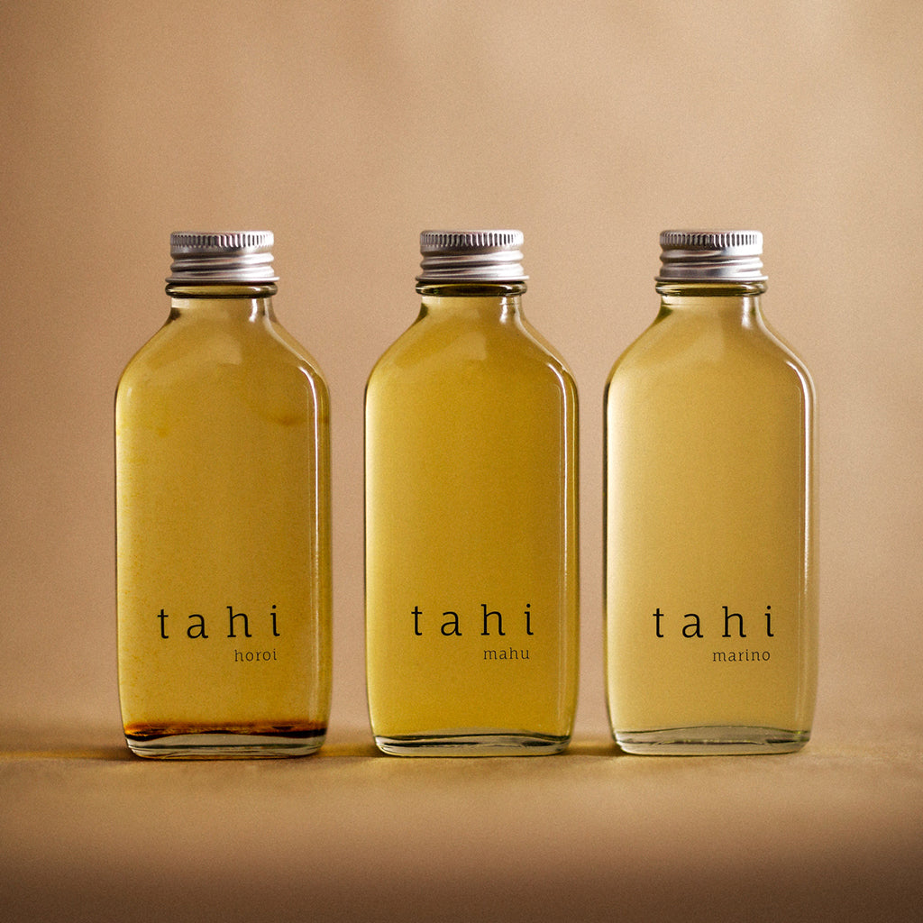Tahi Skincare oil baby Paper Rain Project natural