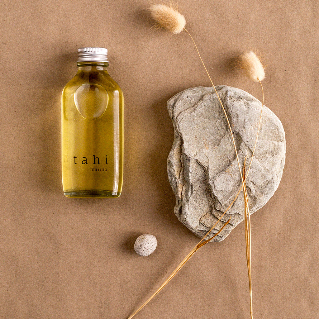 Tahi Skincare oil Paper Rain Project natural
