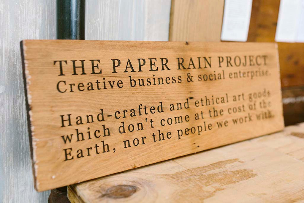 The Paper Rain Project Ponsonby Central Pop Up, Auckland, Jo Currie Photography