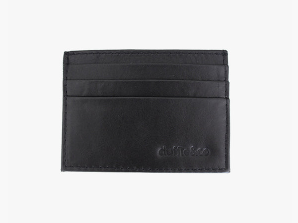 The Barnett Card Holder // Duffle & Co.