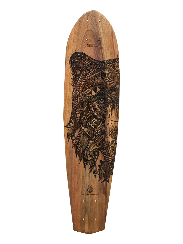 Bear // Blackwood Art Board