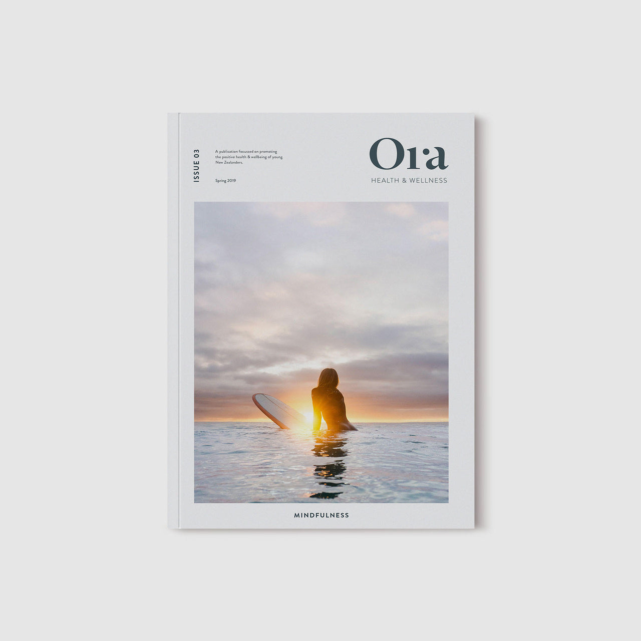 Issue 03 ~ Mindfulness // Ora Magazine