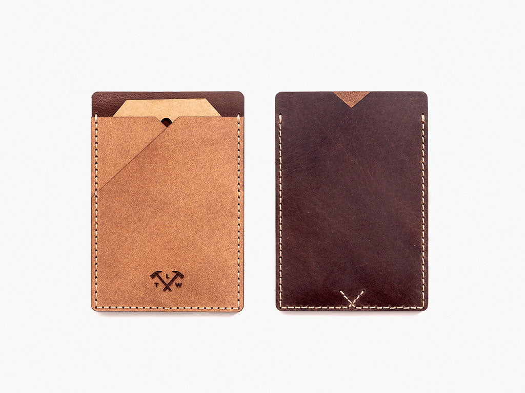 The Oscar Card Wallet  // The Loyal Workshop