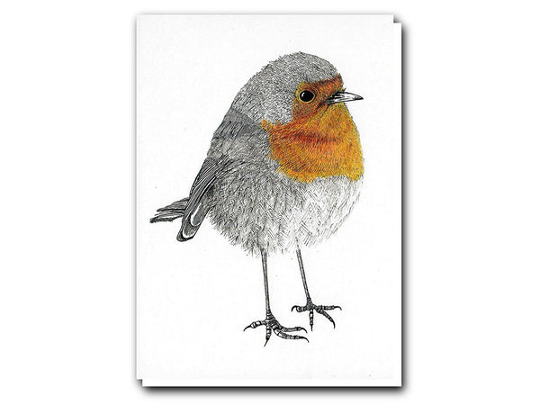 Tobias Illustrations greeting cards Robin