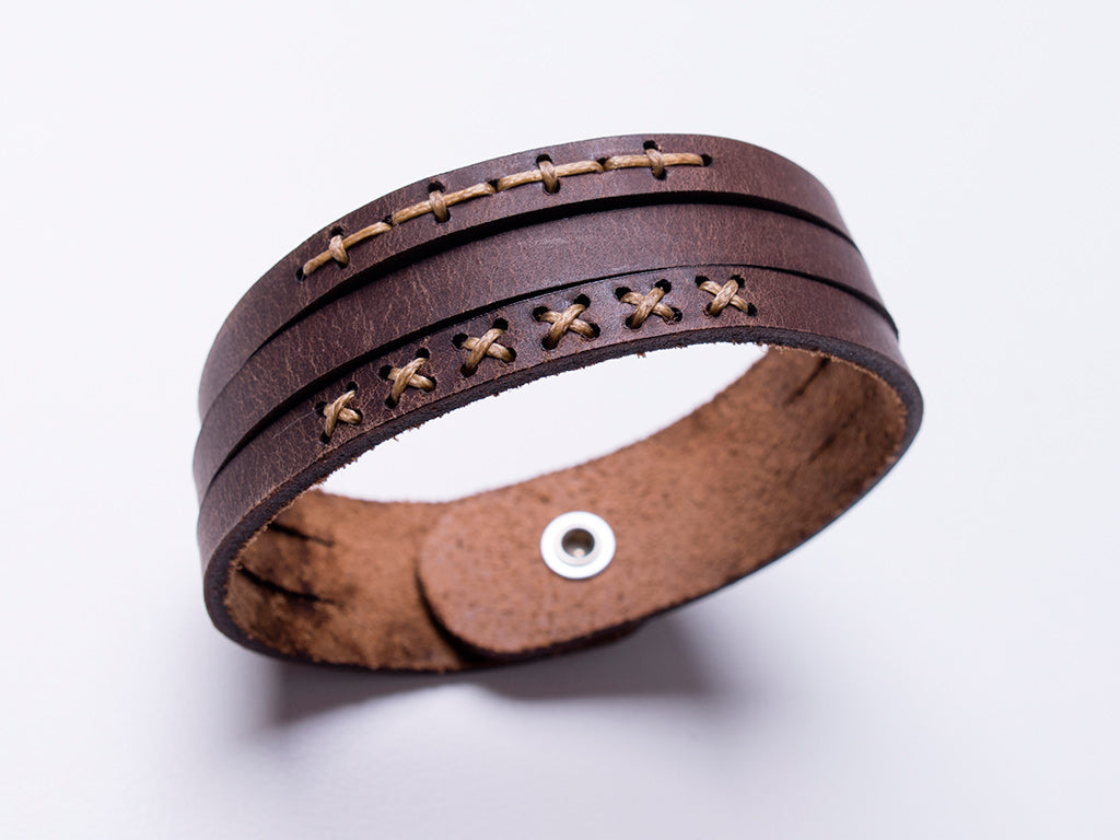 Advocate wristband by The Loyal Workshop