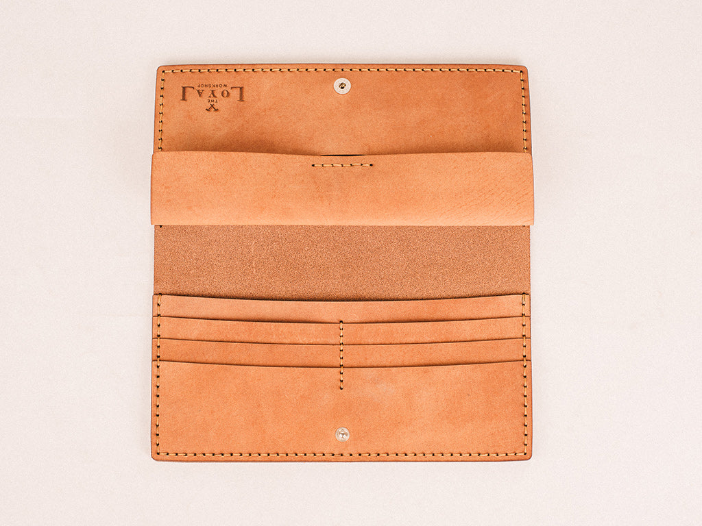 Alongsider Wallet by The Loyal Workshop