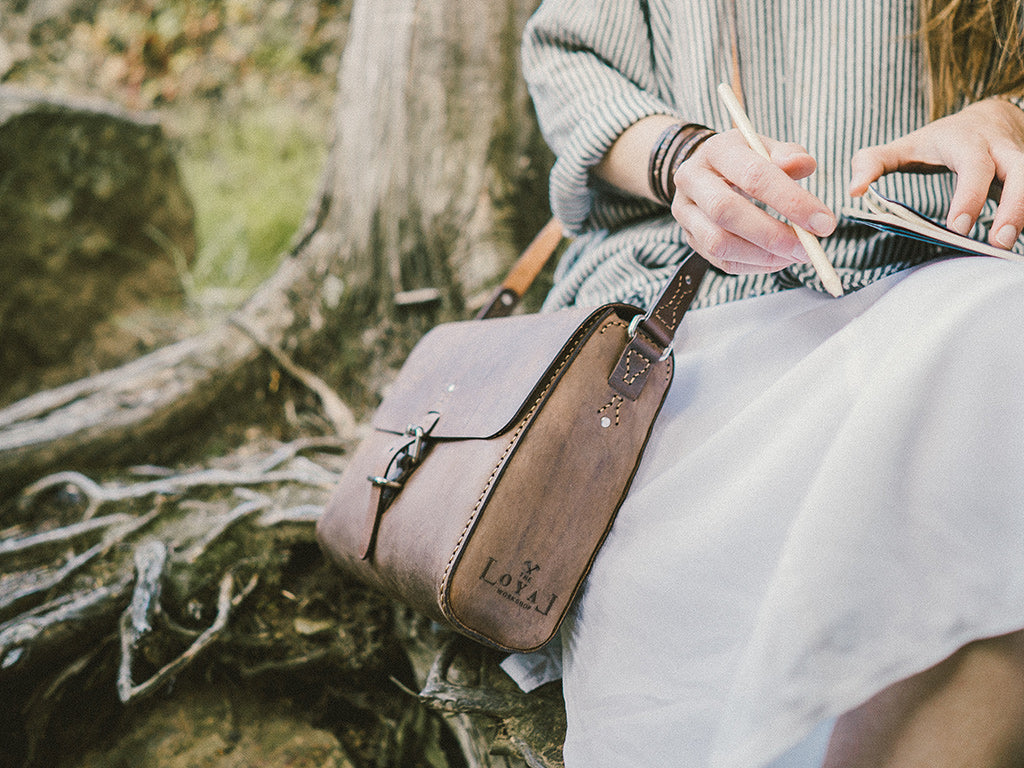 The Companion Satchel by The Loyal Workshop